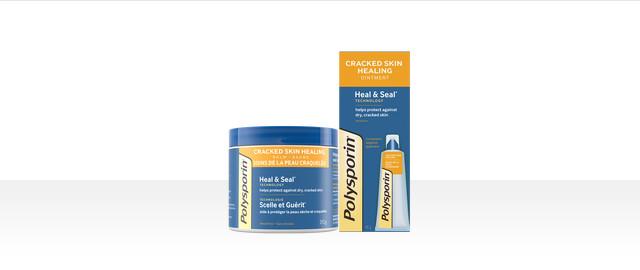 POLYSPORIN® Cracked Skin coupon