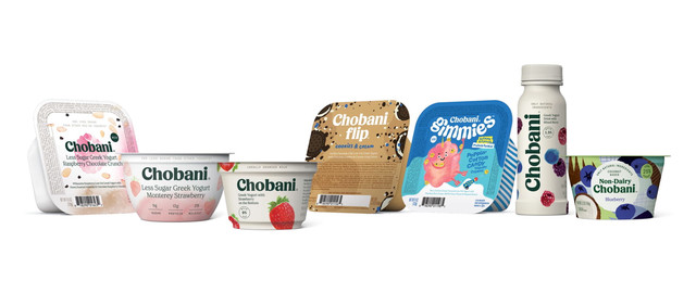 Buy 5: Chobani® Single Serve Products coupon