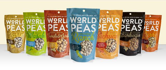 Buy 2: World Peas coupon