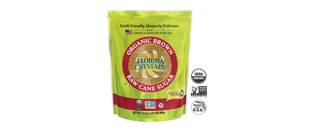 Florida Crystals Organic Brown Raw Cane Sugar coupon