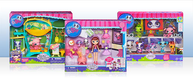 Select Littlest Pet Shop toys coupon