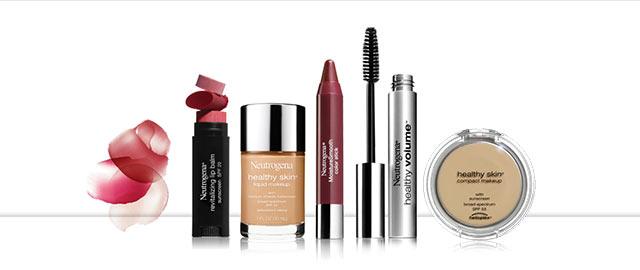 Neutrogena® Cosmetics products coupon