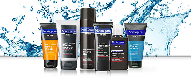 Neutrogena® Men's products coupon