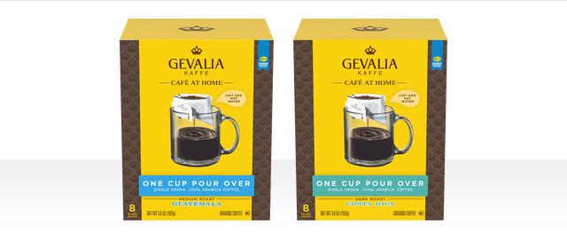 Gevalia Café at Home Pour Over coupon