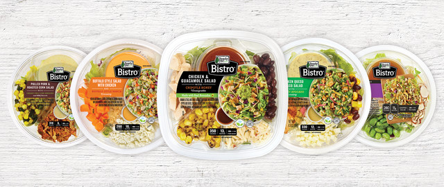 Ready Pac Foods Bistro® Grab & Go Salads coupon