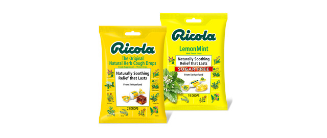 Buy 2: Select Ricola Products coupon