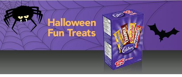 Assorted Cadbury Chocolate Fun Treats coupon