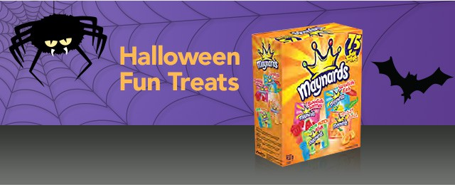 Assorted Maynards Candy Fun Treats coupon