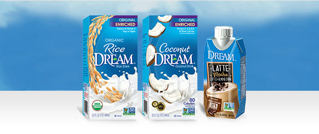 DREAM™ Non-Dairy Beverages coupon
